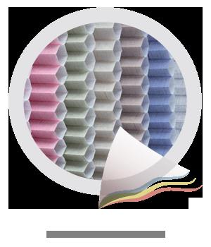 Honeyflex over 30 fabrics colors availble